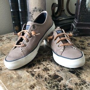 Sperry Crest Vibe Sneakers Taupe
